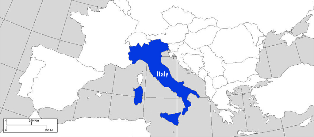 europe-italy-map