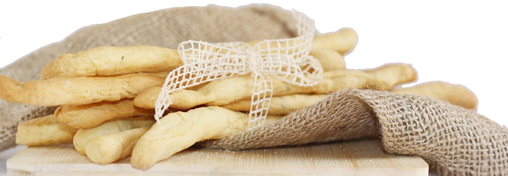 grissini of Turin - traditional breadsticks