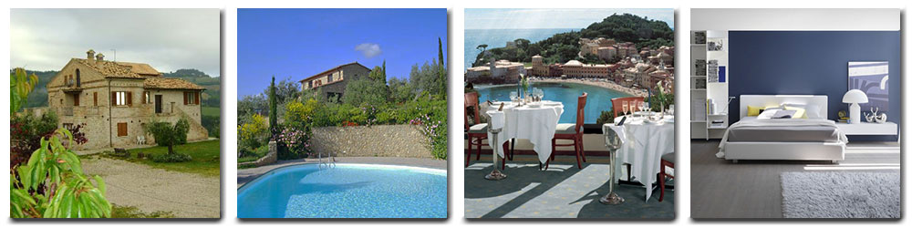 Accomodations in Italy
