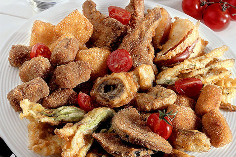 Fritto Misto: the king of the table in Piedmont
