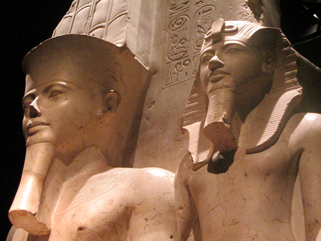 The Egyptian Museum in Turin is second only to Cairo