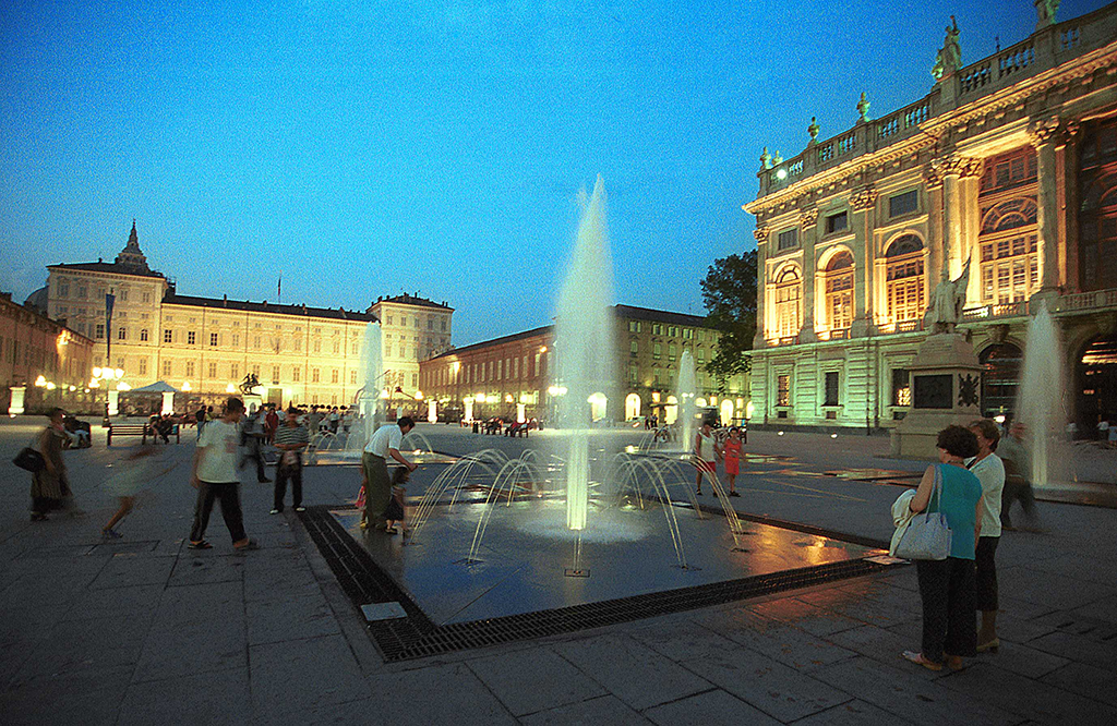 Piazza Castello: in the heart of Turin