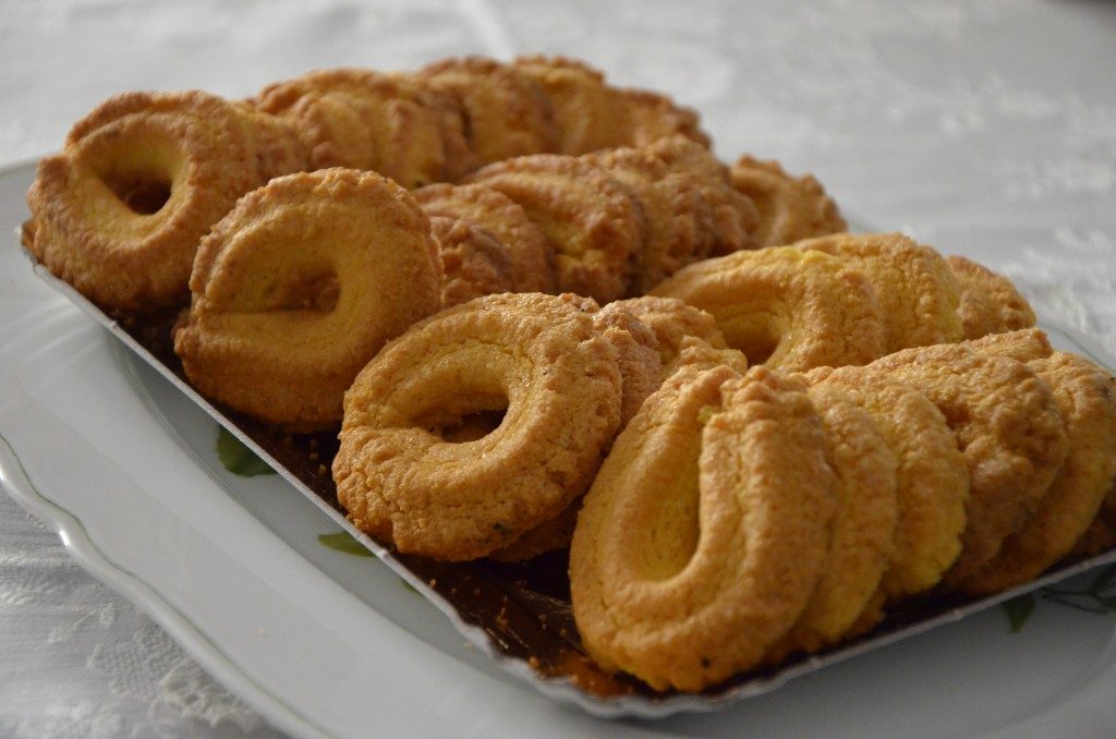 Paste di Meliga: traditional biscuits