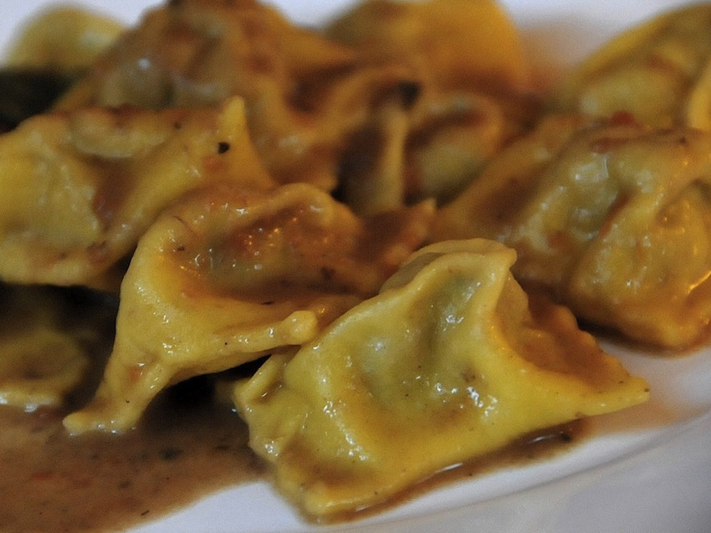 Agnolotti alla Piemontese: to taste it is a must!