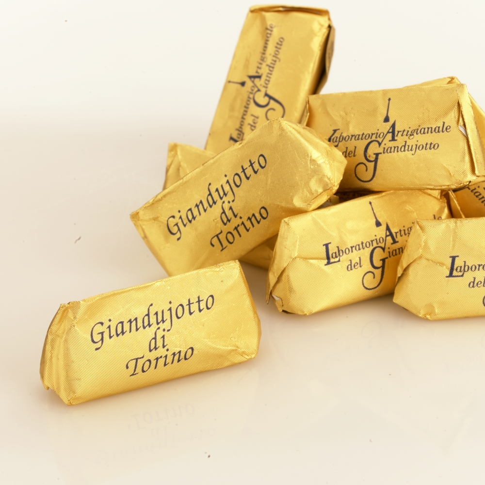 Gianduiotti: a sweet chocolate speciality of Turin