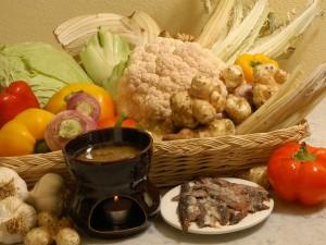 Bagna Cauda: a Piedmont traditional taste