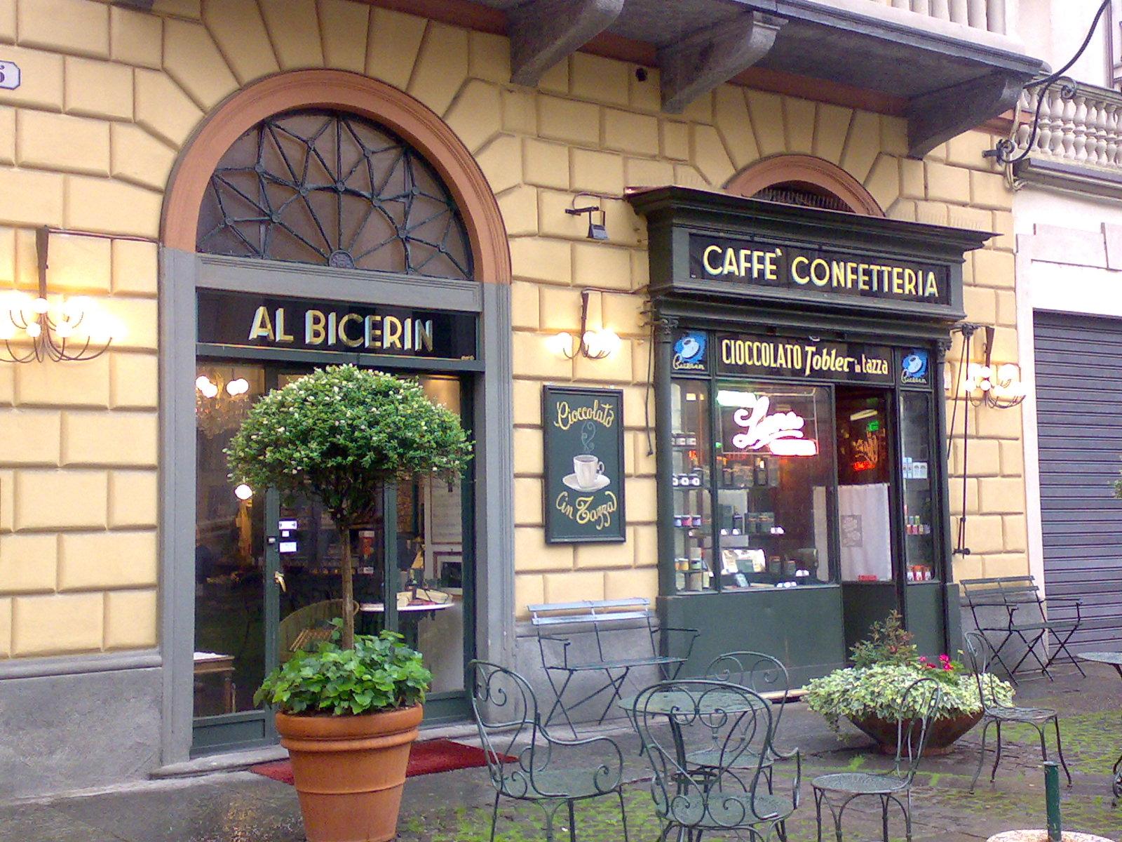 Il santuario della consolata dear italy piemonte for Bar maison torino