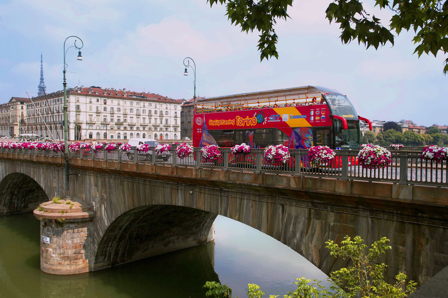 City Sightseeing: visita di Torino