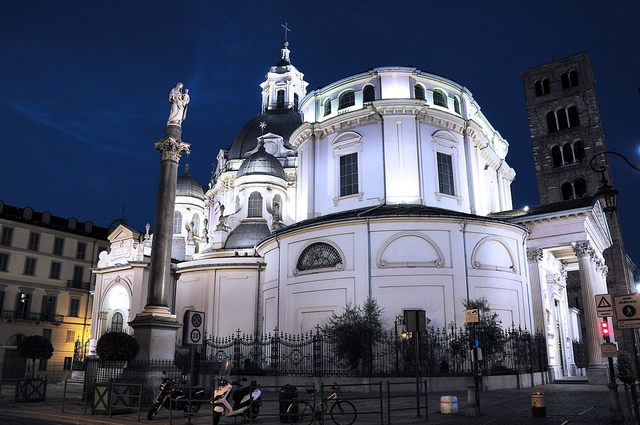 Il Santuario della Consolata
