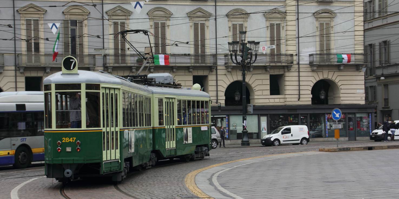 Visitare Torino in tram